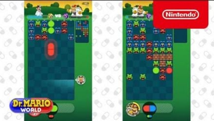 Vid�o : Dr. Mario World Multiplayer Introduction