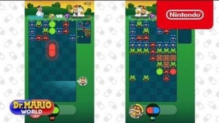 Vidéo : Dr. Mario World Multiplayer Introduction