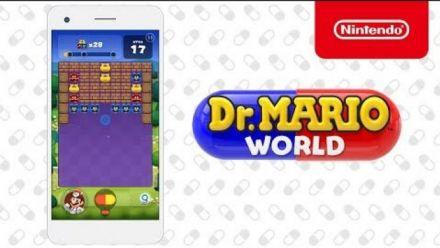 Vidéo : Dr. Mario World : Trailer de date de sortie