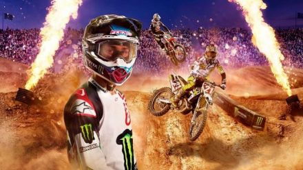 Vidéo : Monster Energy Supercross 2 se lance !
