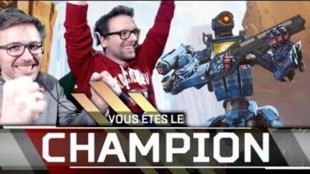 vid�o : Apex Legends : On découvre le jeu et on fait un Top 1 !