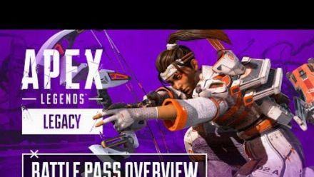 vid�o : Trailer du Passe de combat d'Apex Legends - Postérité