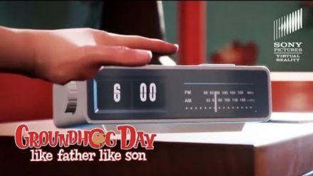 Vidéo : Groundhog Day Like Father Like Son : Bande-annonce août 2019