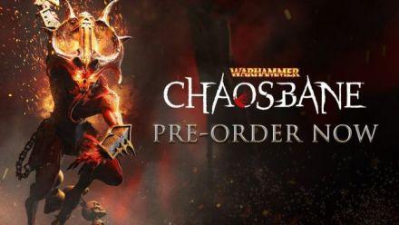 Vidéo : Warhammer: Chaosbane - Pre-order Trailer