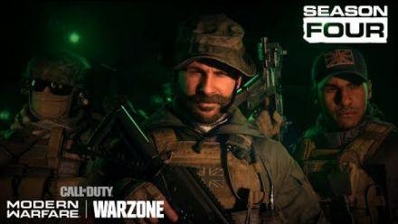 vidéo : Call of Duty : Modern Warfare : La saison 4 de Warzone se dévoile
