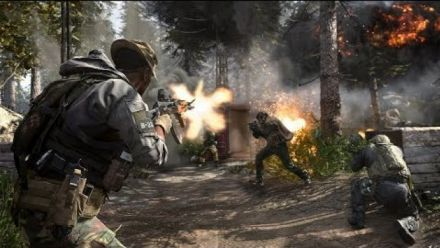 vidéo : CoD MW Multiplayer Reveal