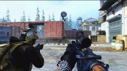 CoD mW Gameplay