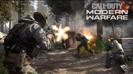 Cod Modern Warfare Trailer Multi FR