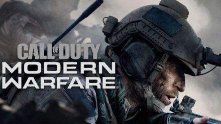 Call of Duty Modern Warfare : Présentation live du multijoueur (Replay)