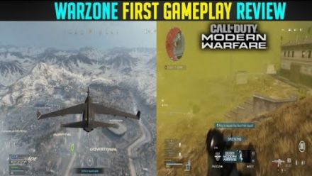 vid�o : Modern Warfare Warzone Battle Royale First Gameplay Review By Chaos (Leaked)