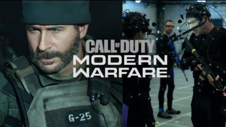 vidéo : Call of Duty: Modern Warfare - Incarner le Capitaine Price [FR]