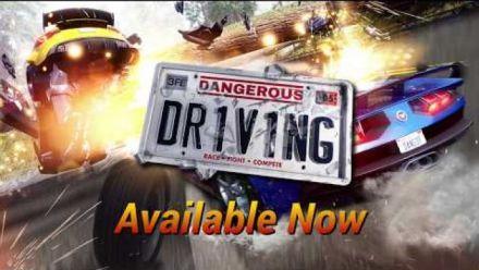 Dangerous Driving : Trailer de lancement