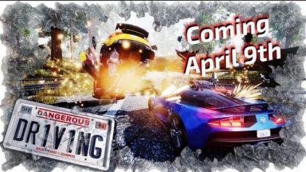Dangerous Driving : date de sortie