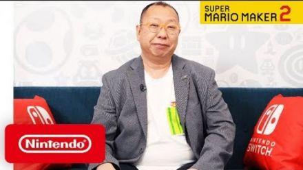Super Mario Maker 2 : Les astuces de Takashi Tezuka