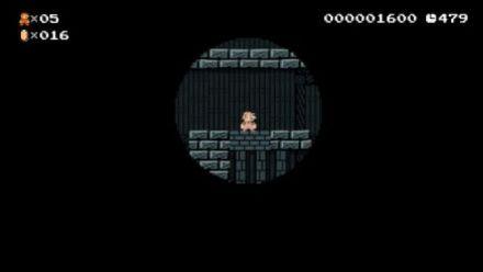 Super Mario Maker 2 : Un joueur fait crasher le jeu