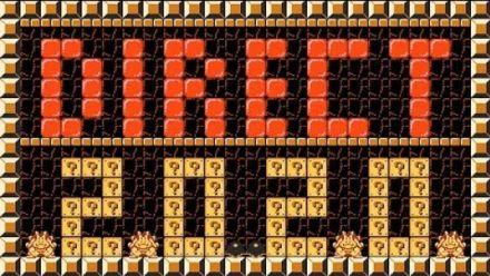 Vid�o : Un Nintendo Direct créé dans Super Mario Maker 2