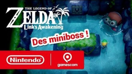 Nintendo Presents : The Legend of Zelda: Link's Awakening (gamescom 2019)