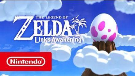 The Legend of Zelda : Link's Awakening - bande-annonce E3 2019