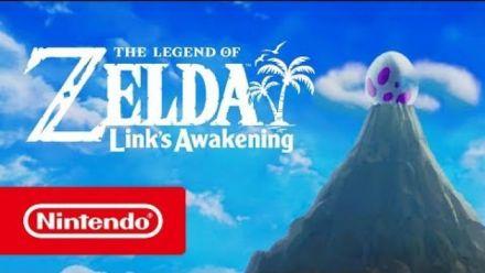 Link's Awakening : Trailer légendaire