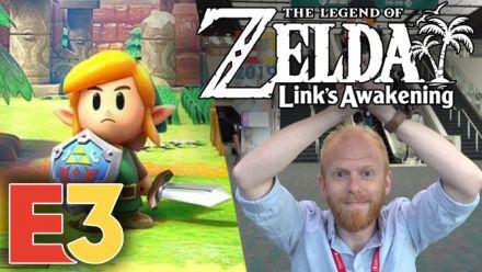 E3 2019 : Nos impressions de Zelda Link's Awakening sur Switch