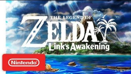 Vidéo : The Legend of Zelda: Link's Awakening - Announcement Trailer - Nintendo Switch