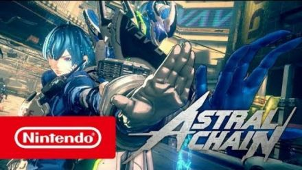 Astral Chain : Action trailer