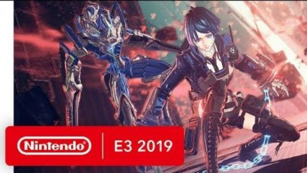 Astral Chain Gameplay E3 2019