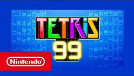 Vidéo : Tetris 99 : Trailer Promo Nintendo