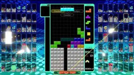 Vidéo : Tetris 99 : Vidéo d'annonce