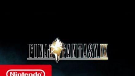 Vid�o : Final Fantasy IX : Trailer de lancement sur Switch
