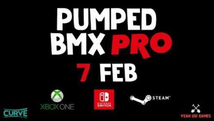 Vidéo : Pumped BMX Pro - Trailer d'annonce