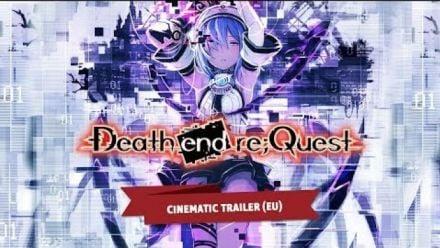 Vidéo : Death end re;Quest - Cinematic Trailer (EU)