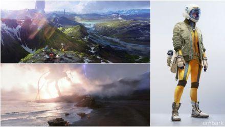 Vid�o : Unreal Engine 4 : Test environnement