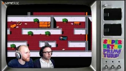 Vidéo : Super Retro Prime Turbo : New Ghosters II, le jeu oublié de Satoru Iwata
