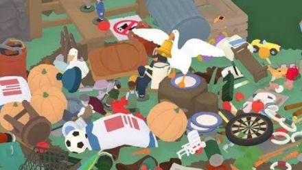 vidéo : Untitled Goose Game : Un joueur récupère TOUS les objets