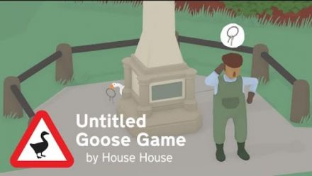vidéo : Intitled Goose Game - Gameplay Trailer