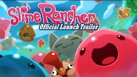 Vid�o : Slime Rancher : Trailer de lancement