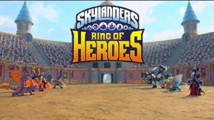 Vid�o : Skylanders: Ring of Heroes Official Full Trailer