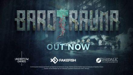 Vidéo : Barotrauma : Trailer de gameplay