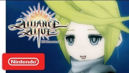 Vid�o : The Alliance Alive HD Remastered - Announcement Trailer - Nintendo Switch