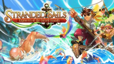 Vidéo : Stranded Sails - Explorers of the Cursed Islands [Teaser]