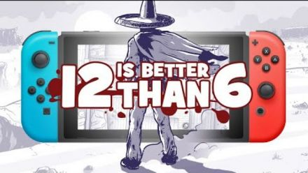 Vidéo : 12 is Better than 6 : Nintendo Switch Trailer