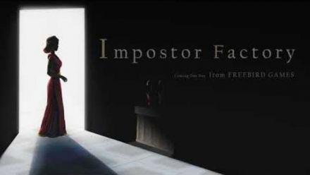 Vidéo : Impostor Factory : Title Theme Preview
