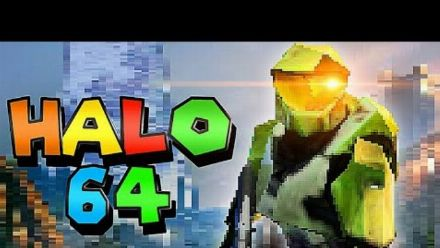 Vid�o : Halo Infinite : Demake à la sauce Nintendo 64
