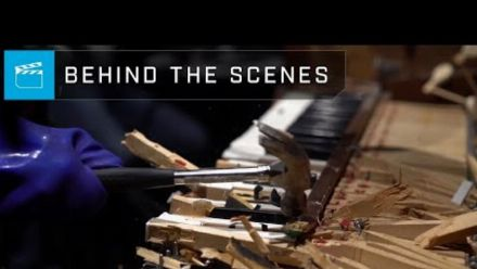 Vid�o : Halo Infinite : Destruction de piano