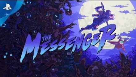 The Messenger : PS4 gameplay trailer