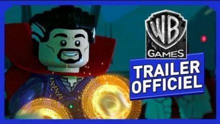Vidéo : LEGO Marvel Collection annoncé en vidéo