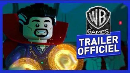 Vid�o : LEGO Marvel Collection annoncé en vidéo
