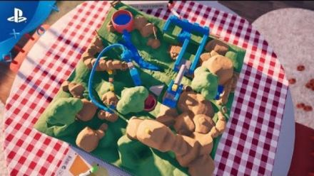 Vid�o : Claybook Trailer d'annonce PS4