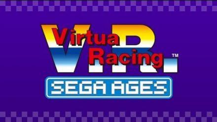 Vid�o : Virtua Racing SEGA Ages : Bande-annonce japonaise